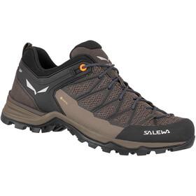 SALEWA MTN Trainer Lite GTX Sko Herrer, brun/orange